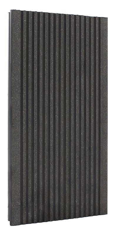 Террасная доска TERRADECK VELVET (РФ), цвет черный